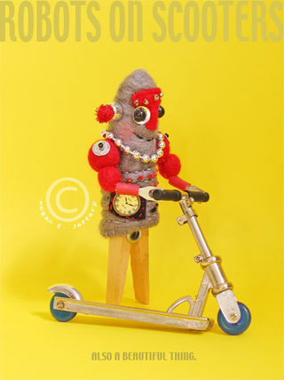Robotscooter