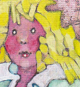 Pastelgirlhead