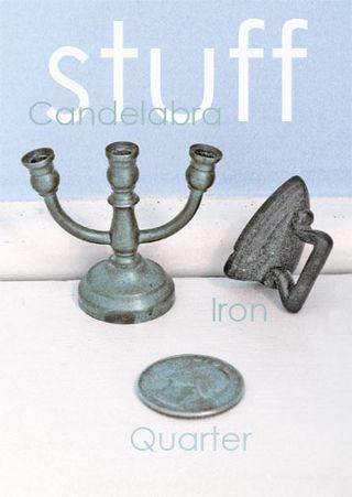 Candelabrairon