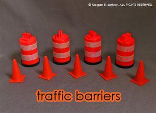 Trafficbarriers