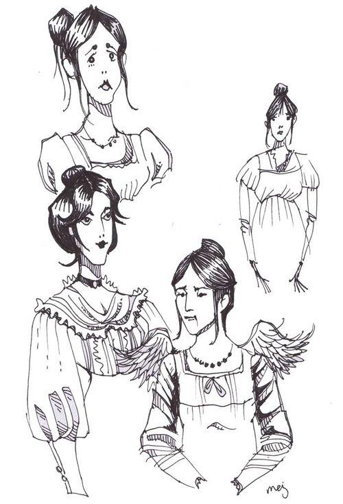 Sketchbookwomen