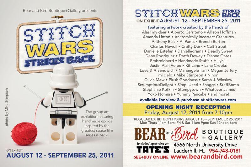 Stitchwarsflyer