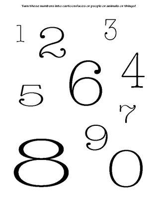 Numbersblank