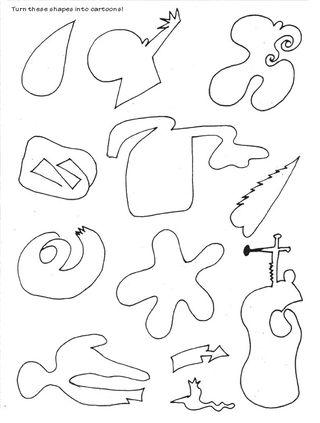 Doodleshapesblank