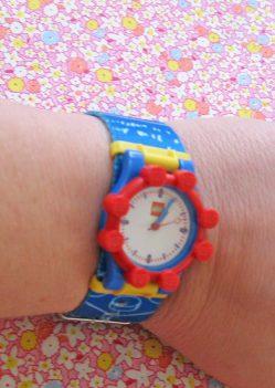 Legowatch